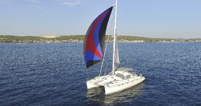 Location Catamaran à Sukošan - Alliaura Privilege 465