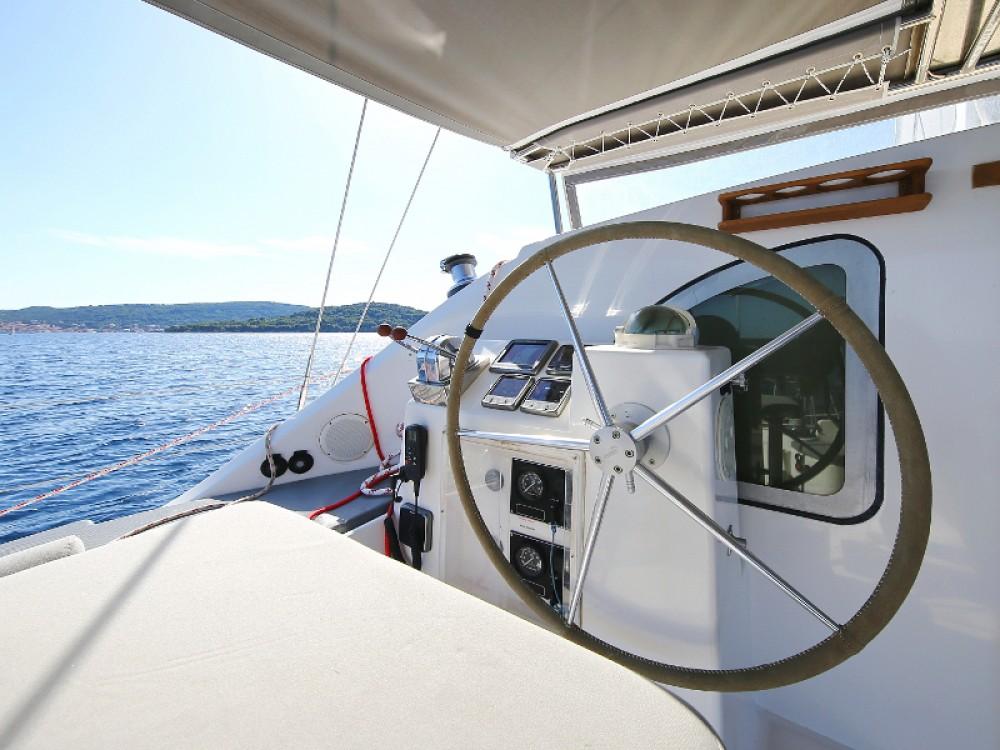 Location Catamaran à Sukošan - Alliaura Privilege 465