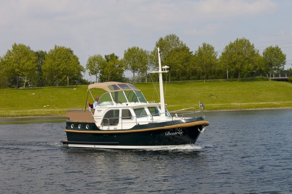 Linssen Linssen Classic Sturdy 32 AC zwischen Privatpersonen und professionellem Anbieter Capestang