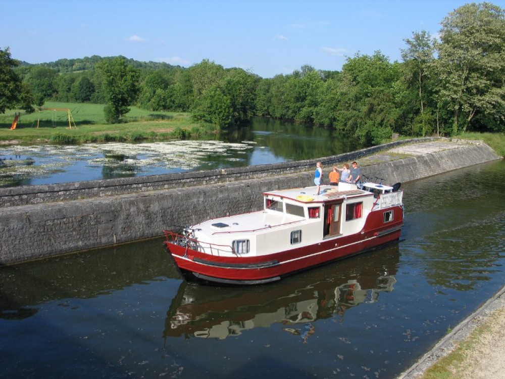 Location yacht à Vermenton - Viking Burgundy 1200 sur SamBoat