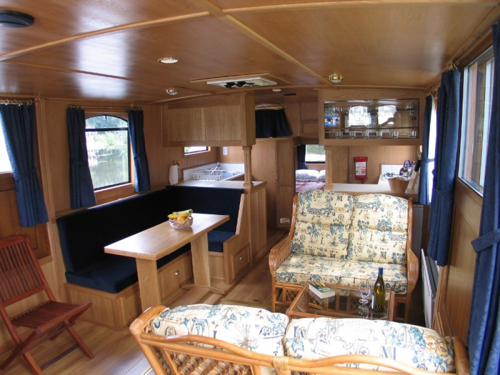 Location bateau Vermenton pas cher EuroClassic 139GC