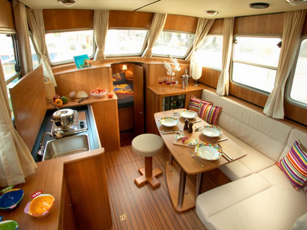 Location yacht à Capestang - Linssen Linssen 30.9AC sur SamBoat