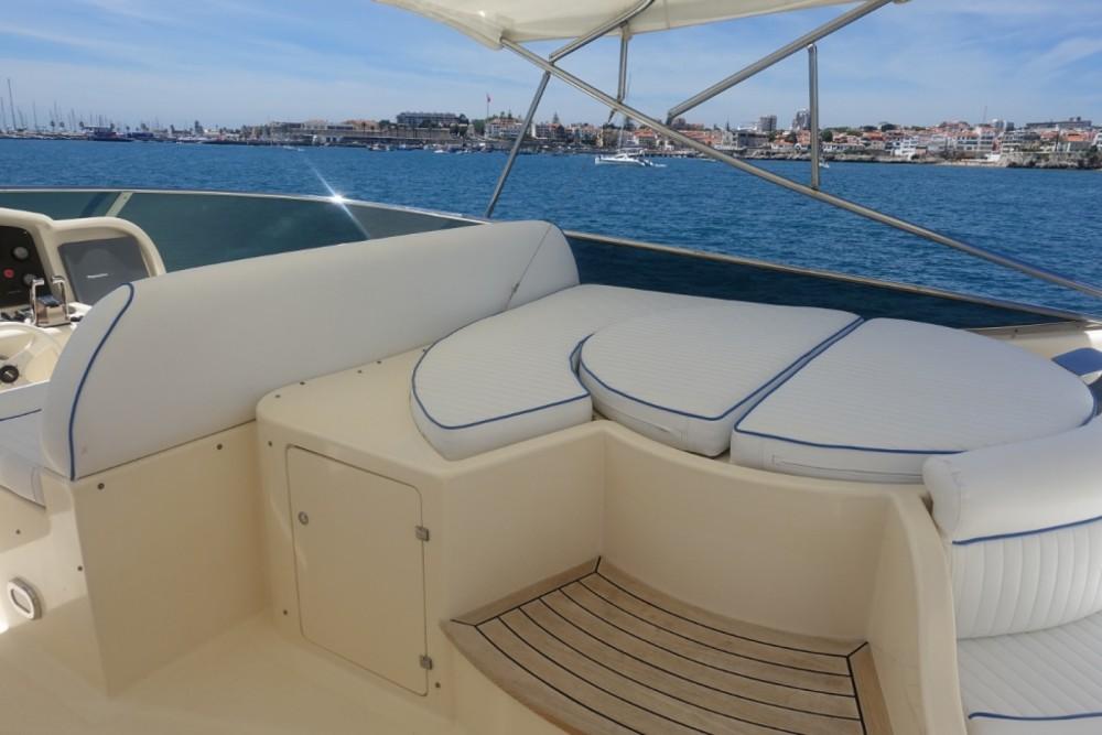 Location bateau Astondoa Astondoa 82 à Sant Antoni de Portmany sur Samboat