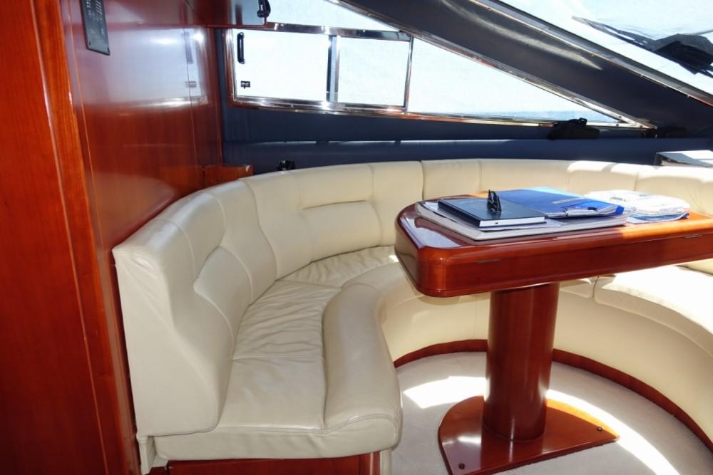 Motorboot mit oder ohne Skipper Astondoa mieten in Sant Antoni de Portmany