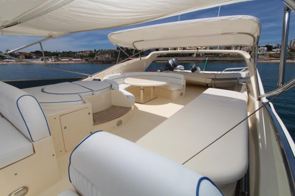 Bootsverleih Astondoa Astondoa 82 Sant Antoni de Portmany Samboat