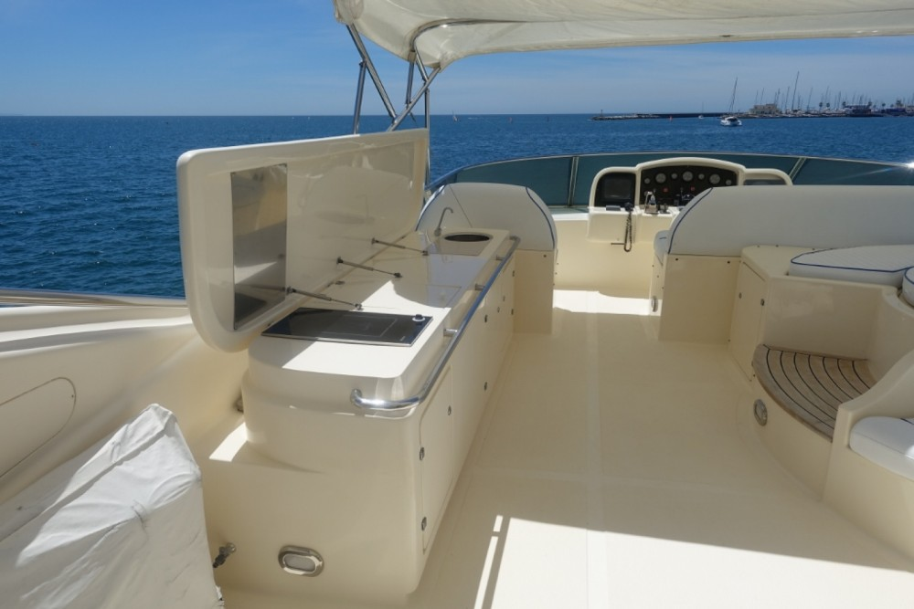 Louer Yacht avec ou sans skipper Astondoa à Sant Antoni de Portmany