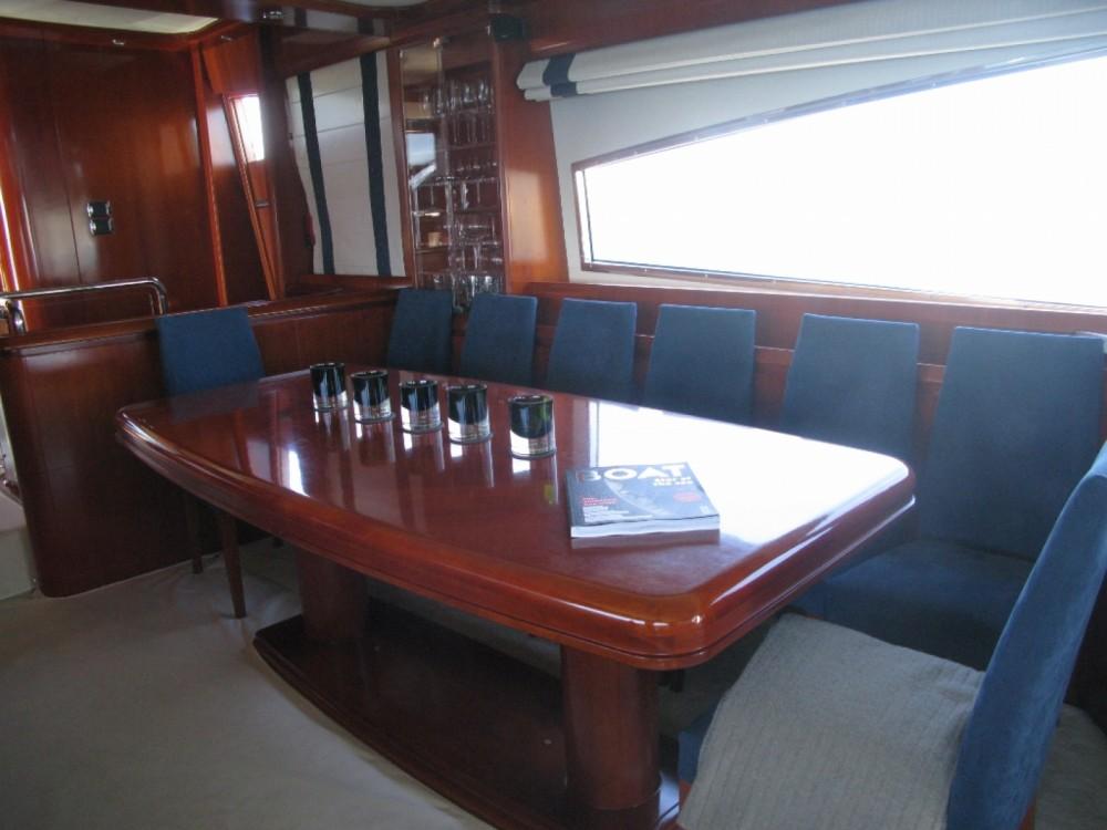 Location bateau Sant Antoni de Portmany pas cher Astondoa 82