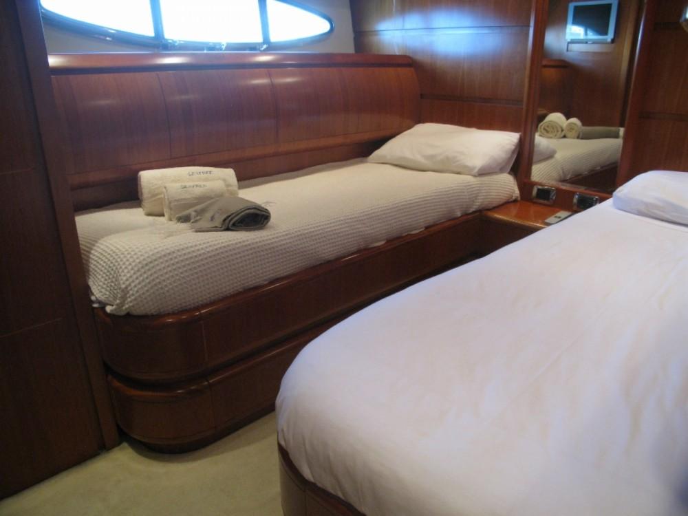 Yacht à louer à Sant Antoni de Portmany au meilleur prix