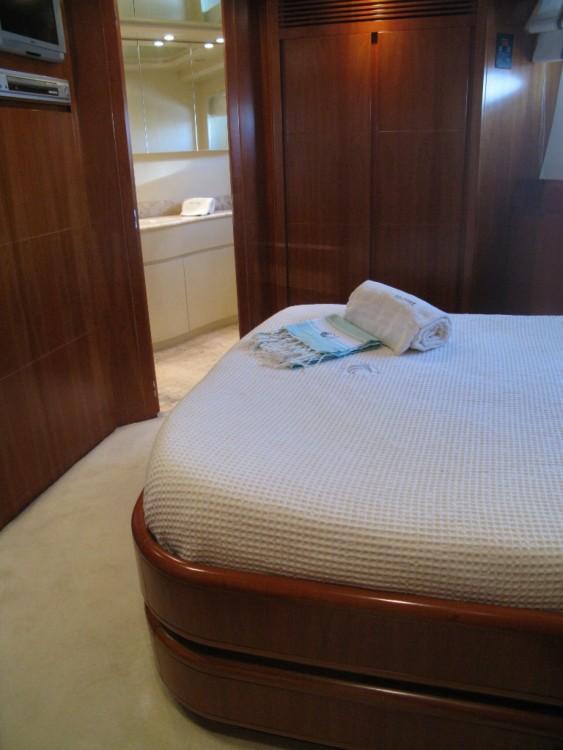 Location Yacht à Sant Antoni de Portmany - Astondoa Astondoa 82