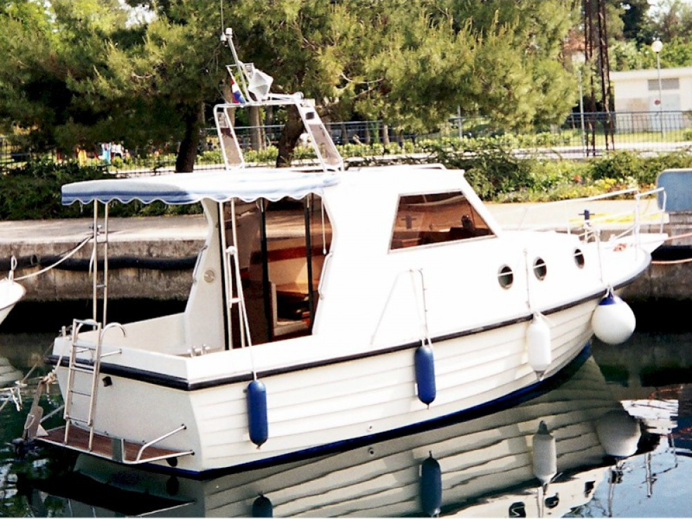 Location yacht à Brbinj - Sas Vektor Adria 28 Luxus sur SamBoat