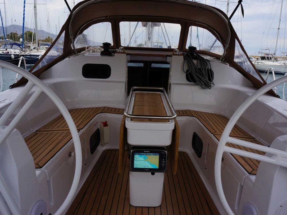 Location bateau Elan Elan 45 à Μαρίνα Αλίμου sur Samboat
