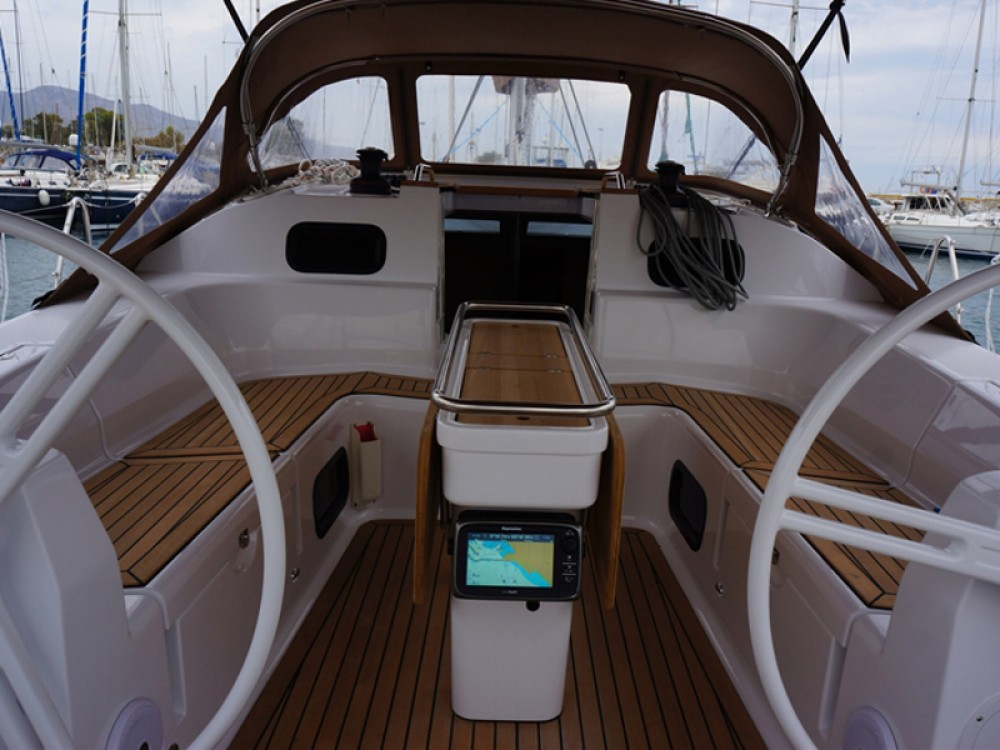 Location yacht à Marina de Alimos - Elan Elan 45 impression sur SamBoat