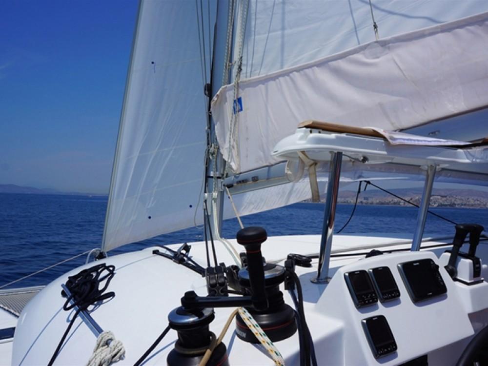 Boat rental Μαρίνα Αλίμου cheap Lagoon 380 S2