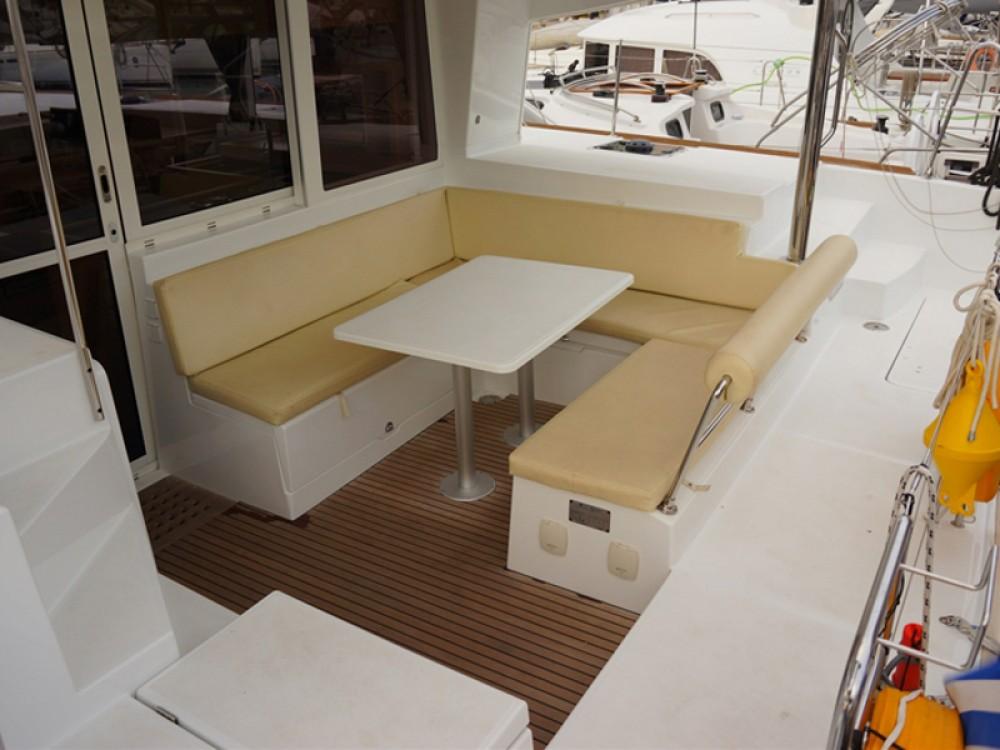 Location Catamaran à Marina de Alimos - Lagoon Lagoon 400 S2