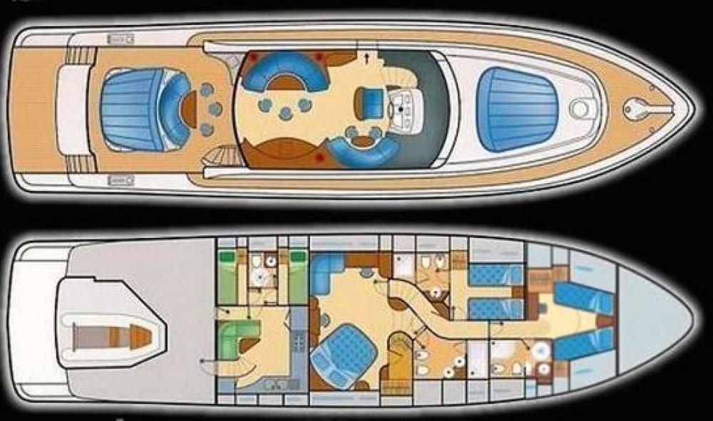 Louer Yacht avec ou sans skipper Alfamarine à Ibiza