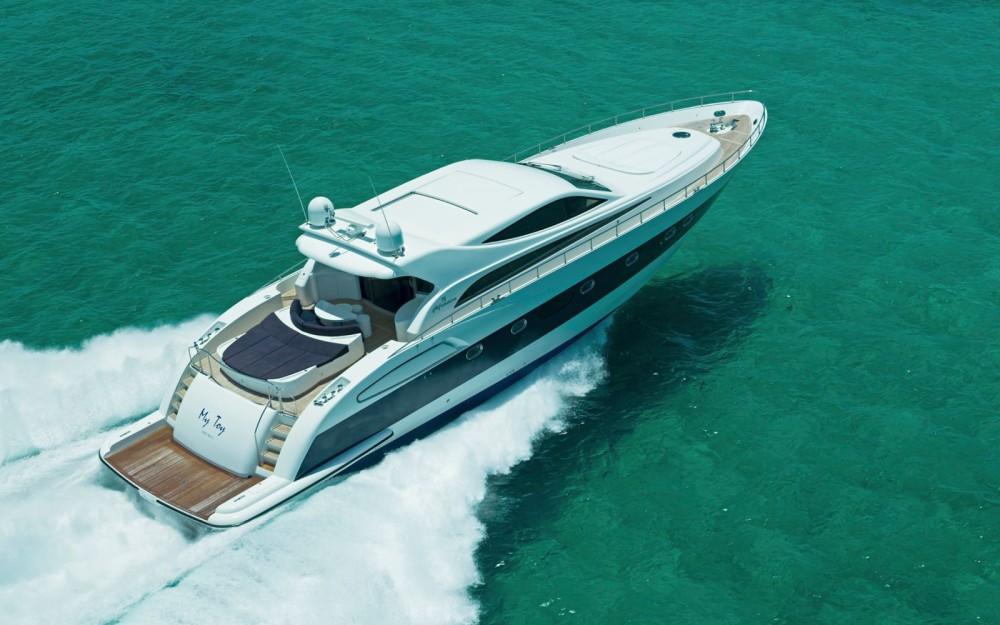 Location yacht à Ibiza - Alfamarine Alfamarine 78 sur SamBoat