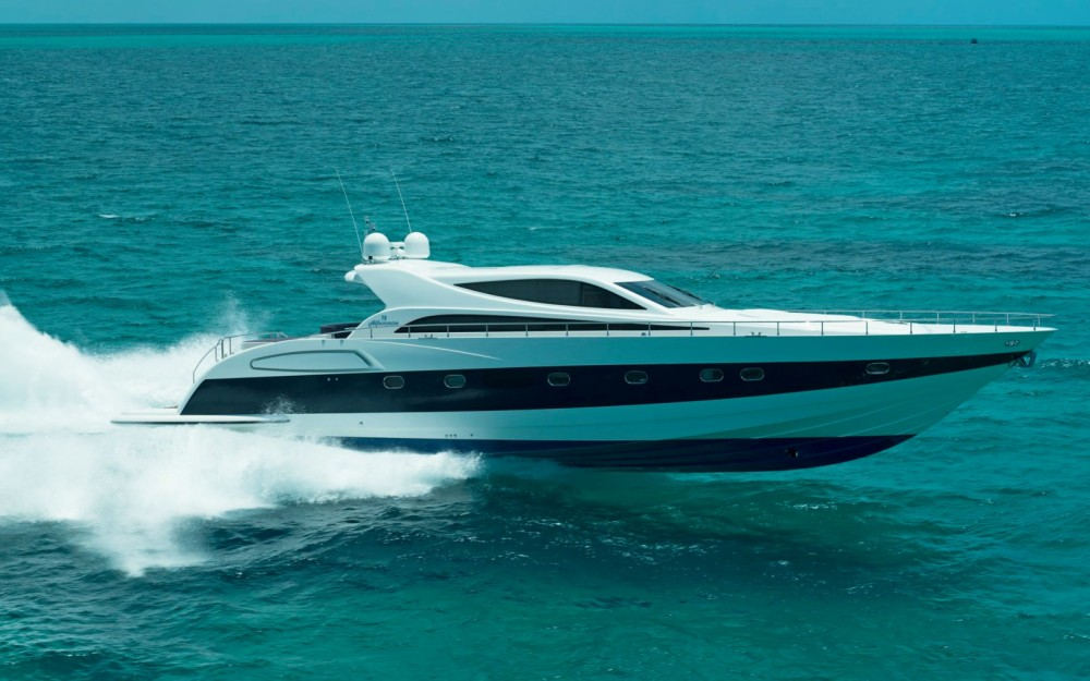 Location Yacht à Ibiza - Alfamarine Alfamarine 78