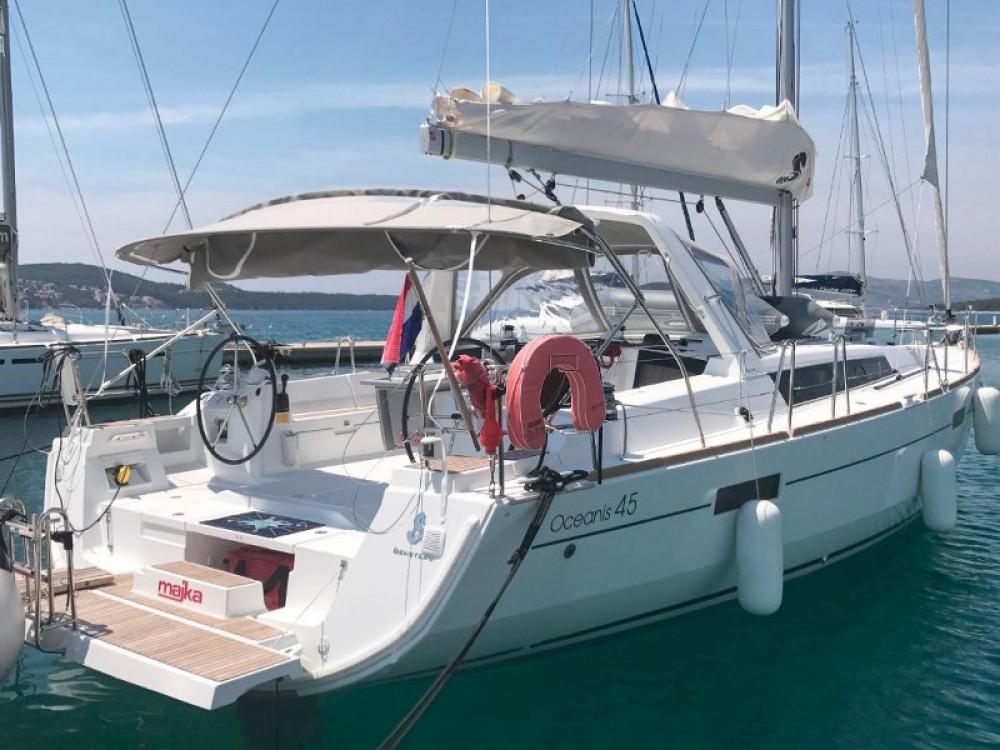 Rental yacht Seget Donji - Bénéteau Oceanis 45 on SamBoat