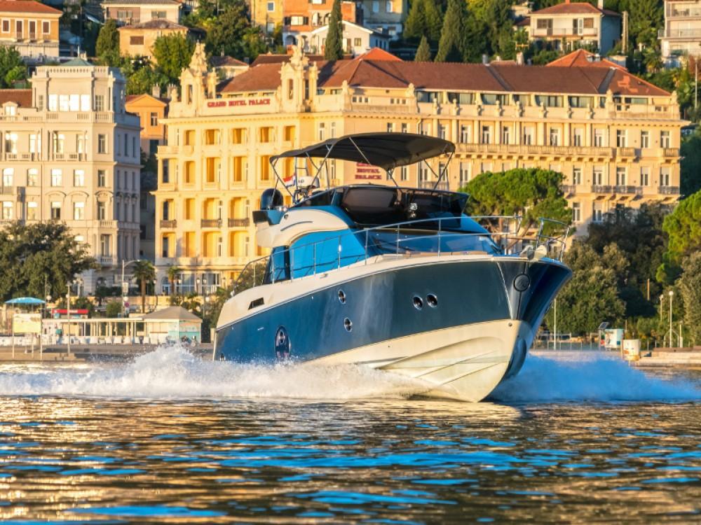 Bénéteau Monte Carlo 5 entre particuliers et professionnel à Opatija