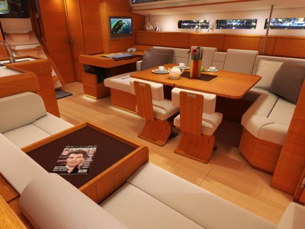 Boat rental Jeanneau Sun Odyssey 509 (2015 )( FULL REFIT 2020 - A/C,GENERATOR,INVENTER ) in Alimos Marina on Samboat