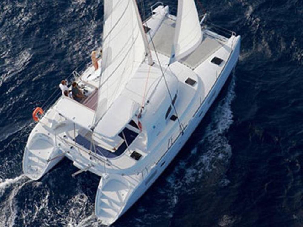 Boat rental Alimos Marina cheap Lagoon 380 ( INVENTER )