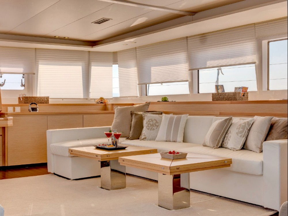 Hire Catamaran with or without skipper Lagoon Kuah
