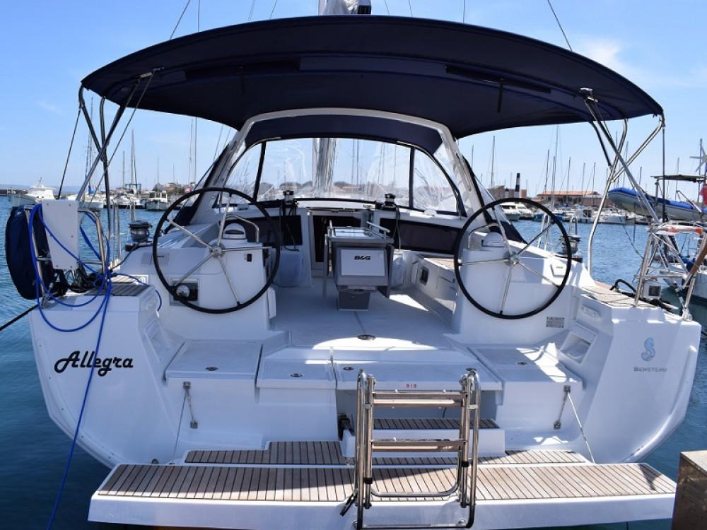 Location bateau Bénéteau Oceanis 48 à U Pàize/Carloforte sur Samboat