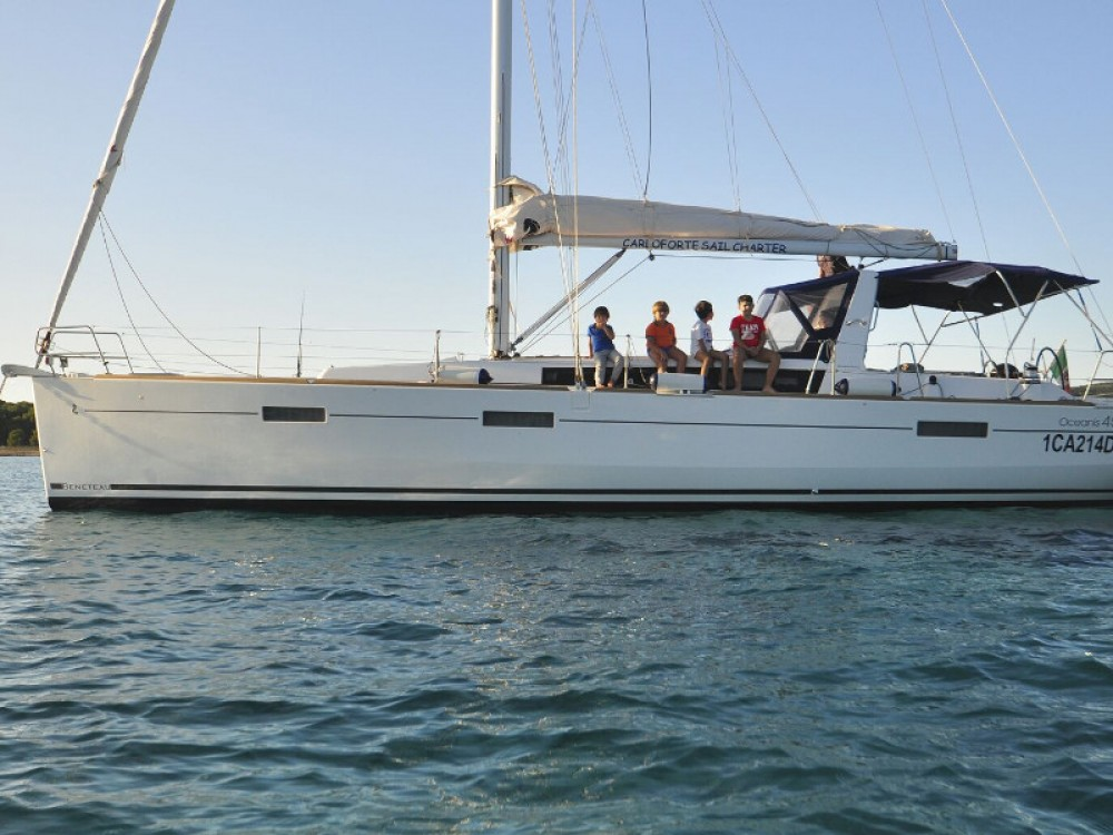 Noleggio barche Bénéteau Oceanis 45 Carloforte su Samboat