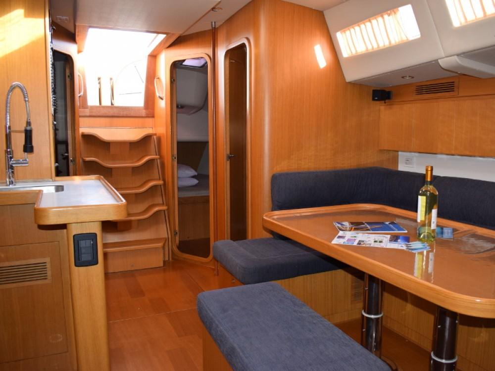 Location bateau U Pàize/Carloforte pas cher Comet 52 RS