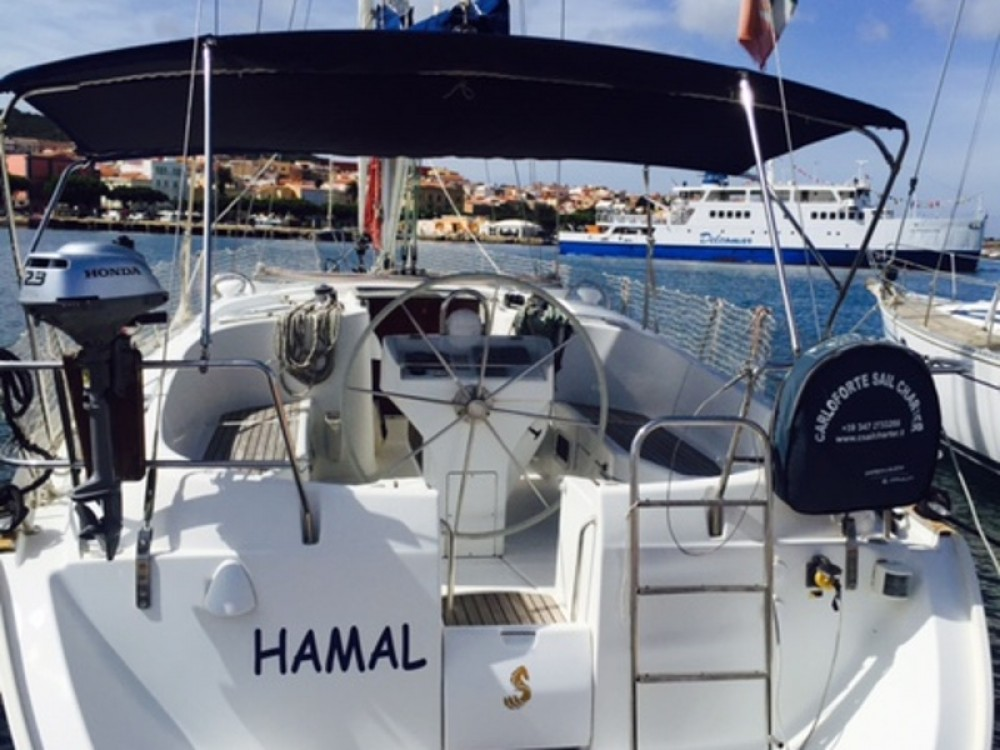 Noleggio barche Carloforte economico Oceanis 411