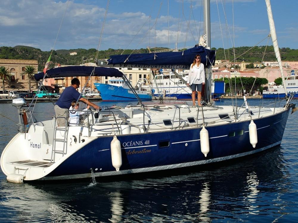 Noleggio yacht Carloforte - Bénéteau Oceanis 411 su SamBoat