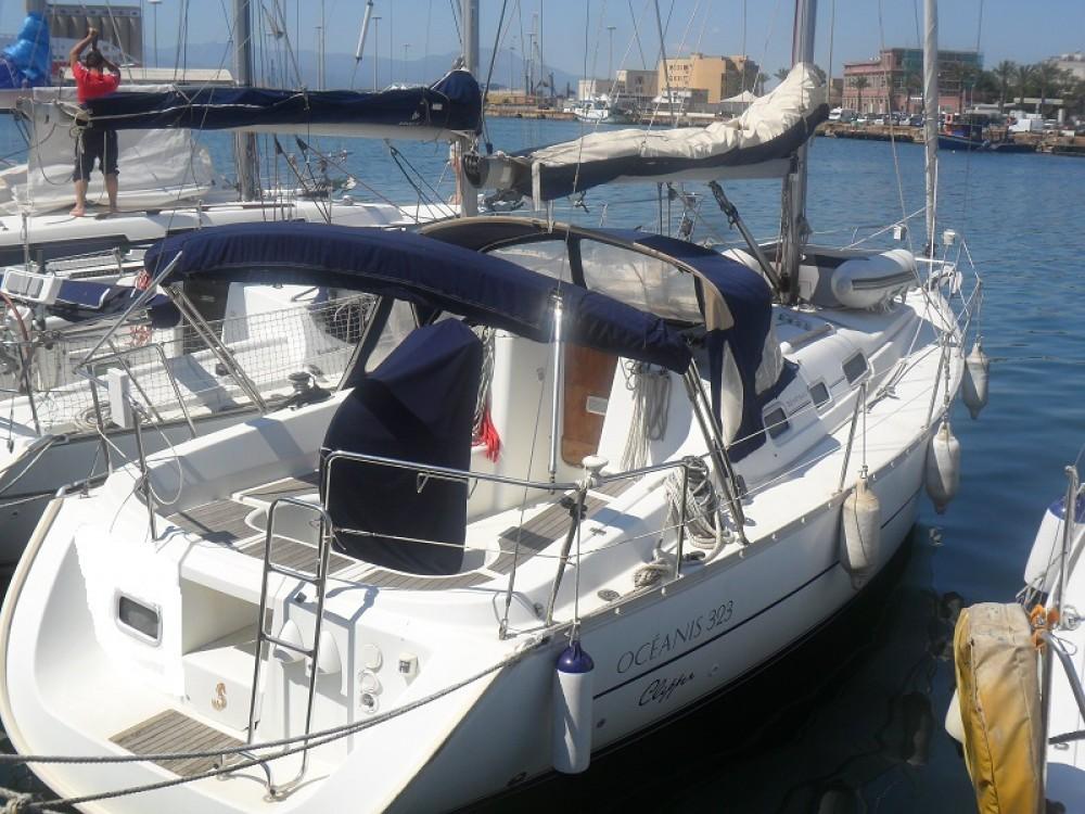 Location yacht à U Pàize/Carloforte - Bénéteau Oceanis sur SamBoat