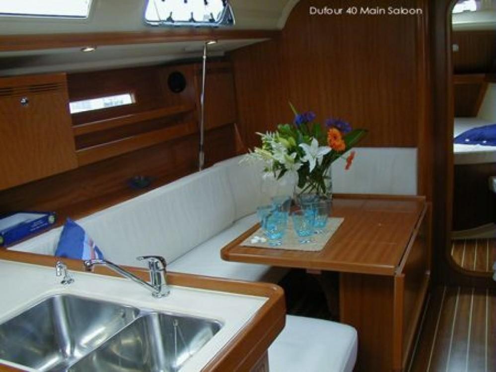 Noleggio Barca a vela Dufour con un permesso di