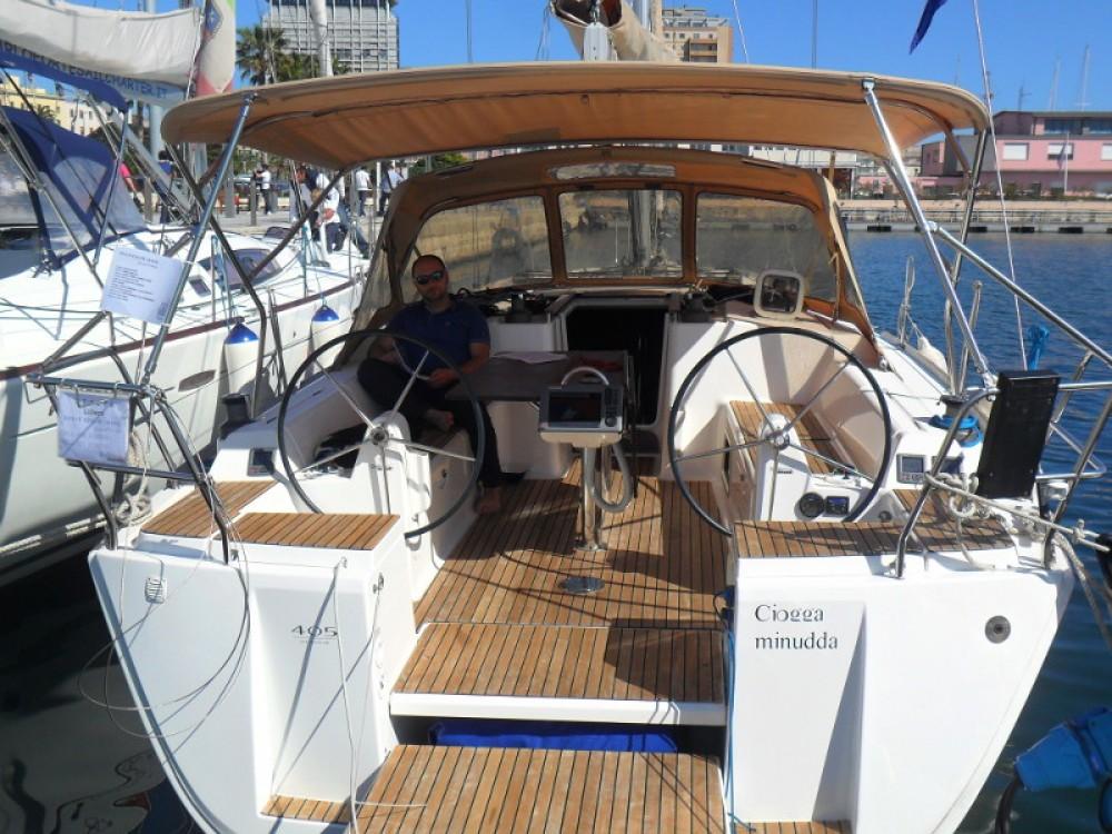 Rental yacht U Pàize/Carloforte - Dufour Dufour 405 GL on SamBoat