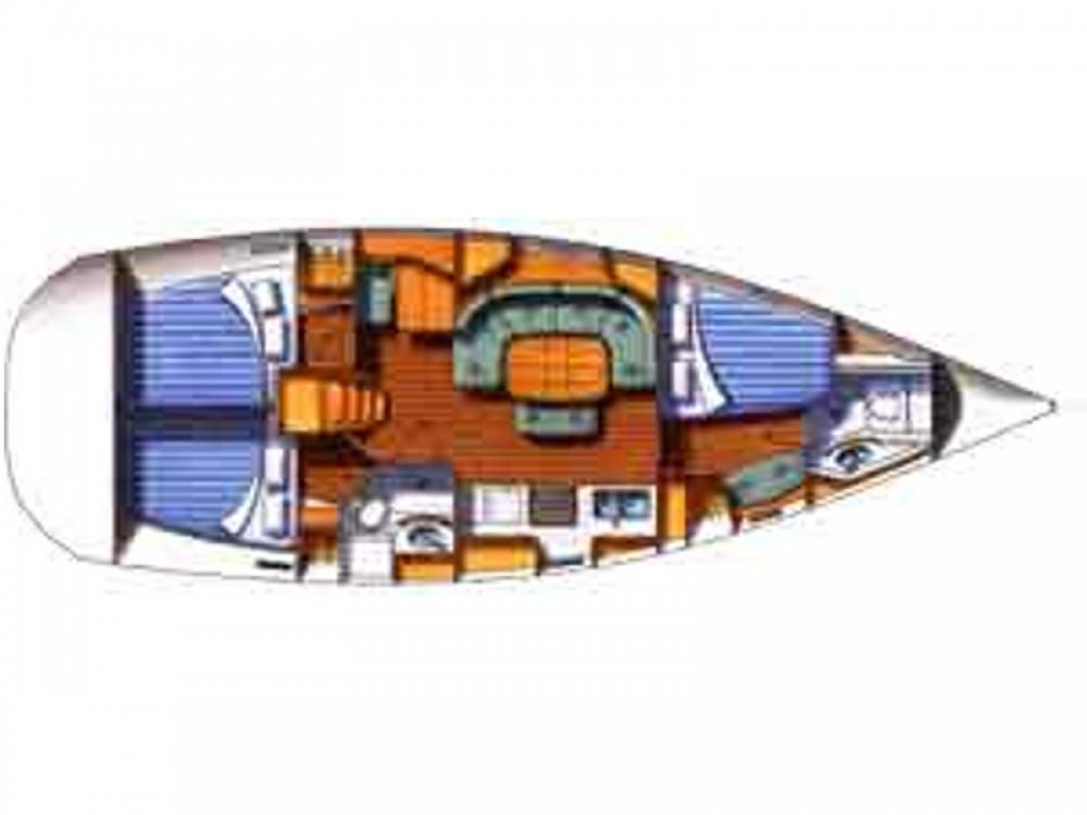 noleggio Barca a vela Carloforte - Bénéteau Oceanis 393 Clipper