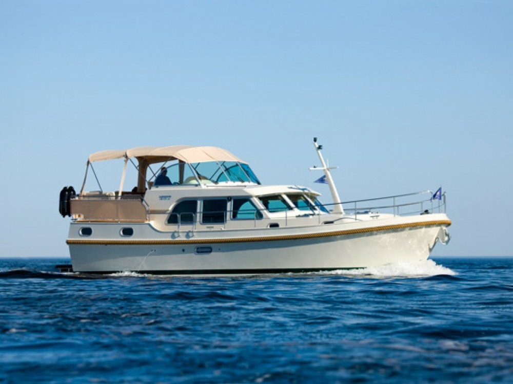 Boat rental  cheap Linssen GS 40.9 AC