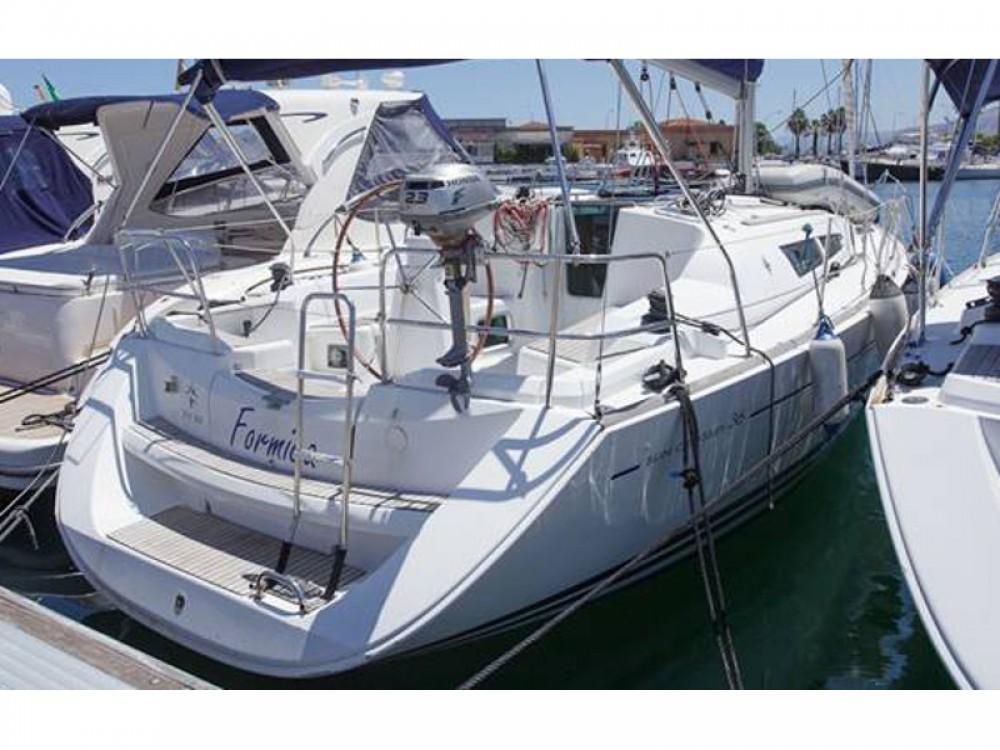 Location bateau Jeanneau Sun Odyssey 36i à Marina de Alimos sur Samboat