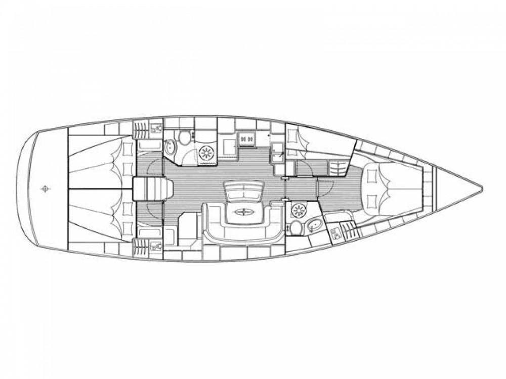 Location bateau Μαρίνα Αλίμου pas cher Bavaria 46
