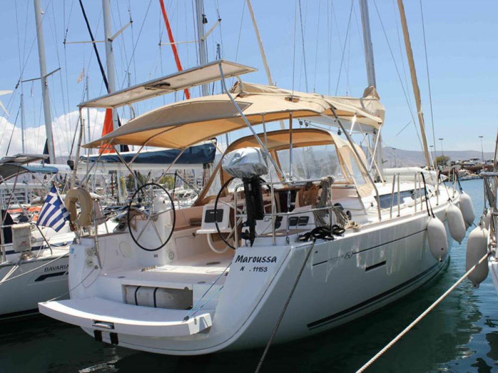 Rental Sailboat in Marina de Alimos - Dufour Dufour 450 GL