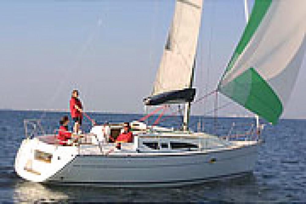 Boat rental Alimos Marina cheap Sun Odyssey 32