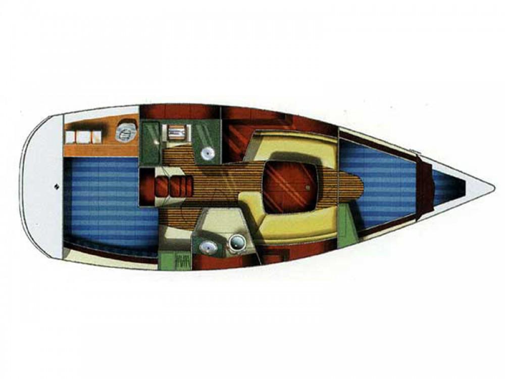 Rent a Jeanneau Sun Odyssey 32 Alimos Marina