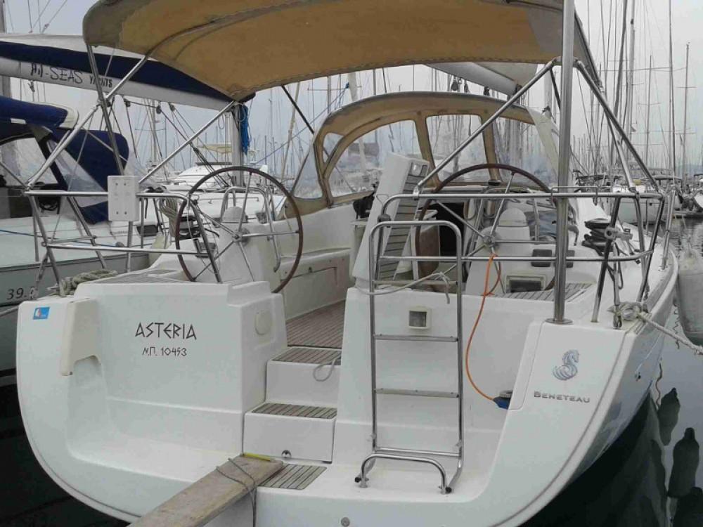 Location bateau Bénéteau Oceanis 40 à Marina de Alimos sur Samboat