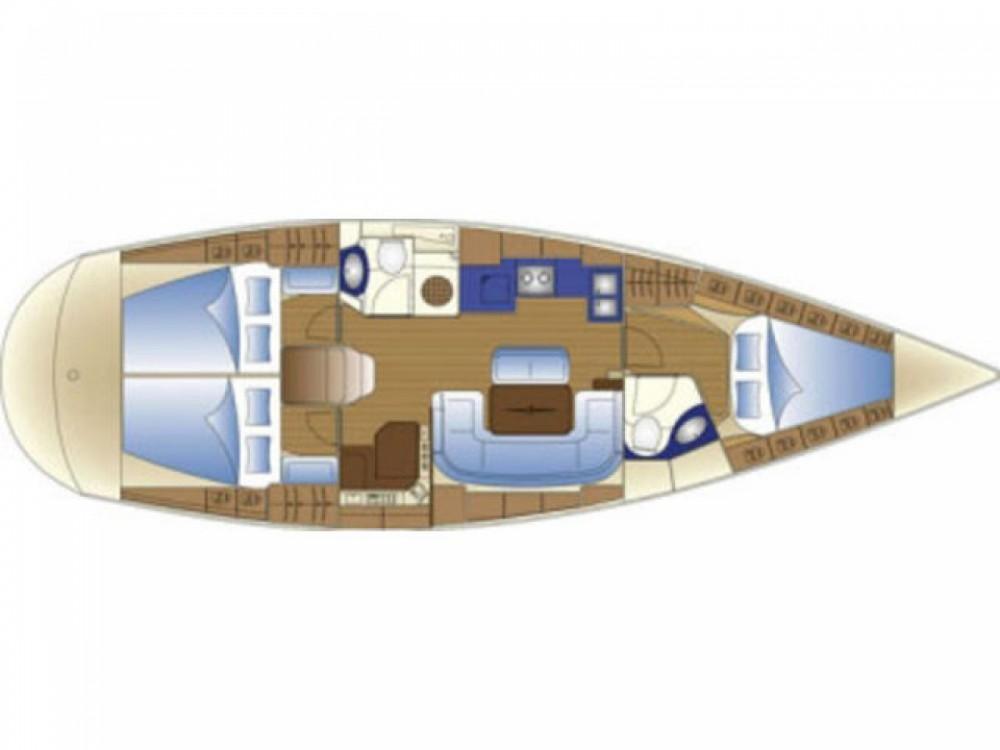 Louez un Bavaria Bavaria 42 à ACI Marina Trogir