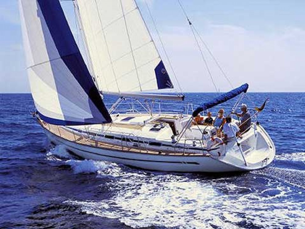 Location bateau ACI Marina Split pas cher Bavaria 44