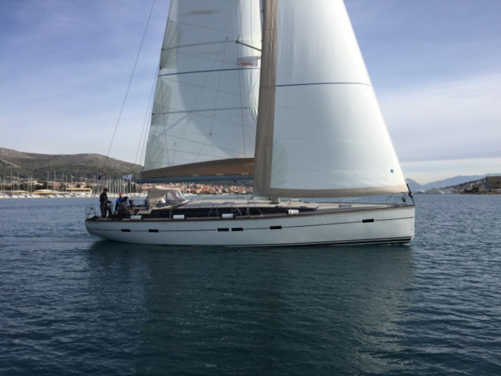 Location yacht à ACI Marina Trogir - D&d D&D Kufner 54.2 sur SamBoat