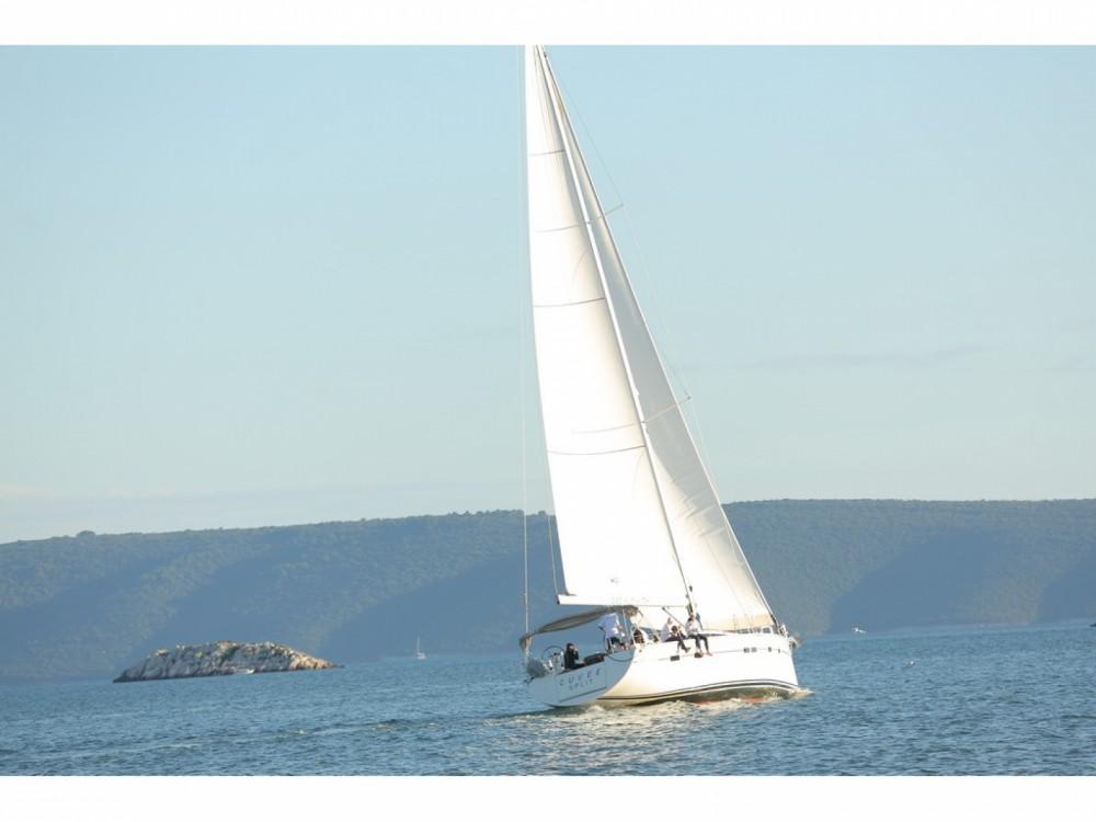 Location bateau ACI Marina Trogir pas cher D&D Kufner 54.2