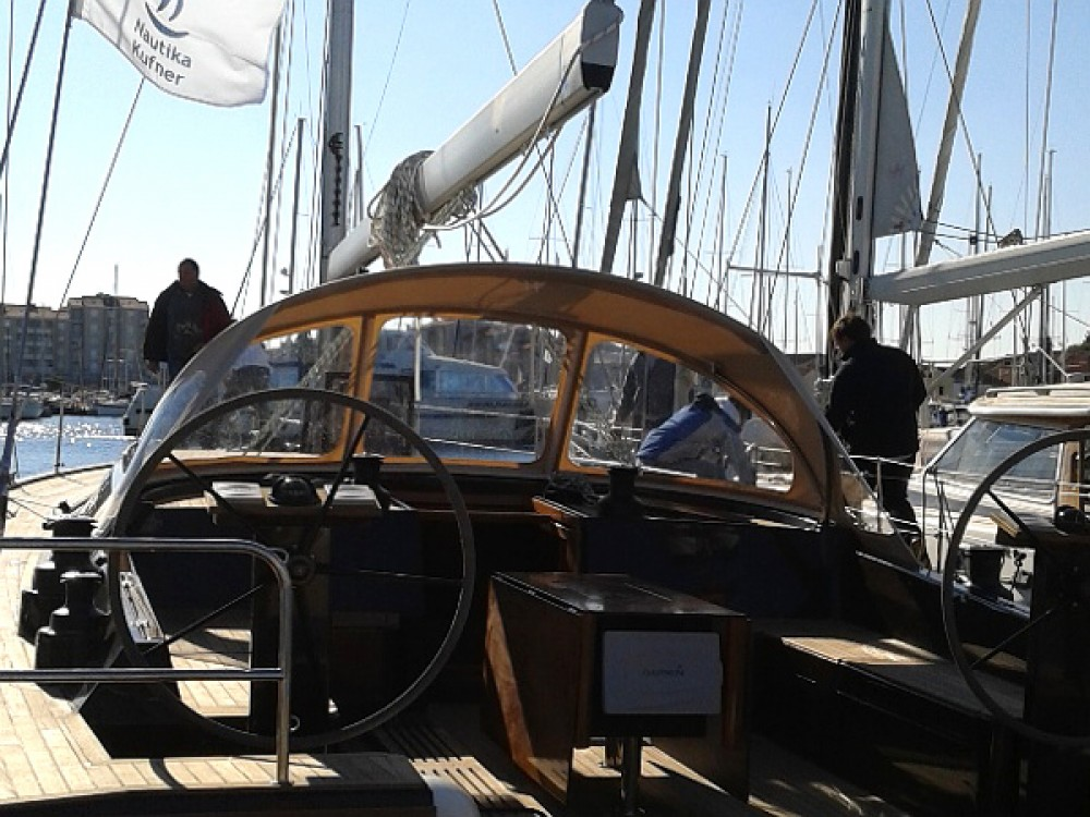 Location bateau D&d D&D Kufner 54.1 à Marina Kornati sur Samboat