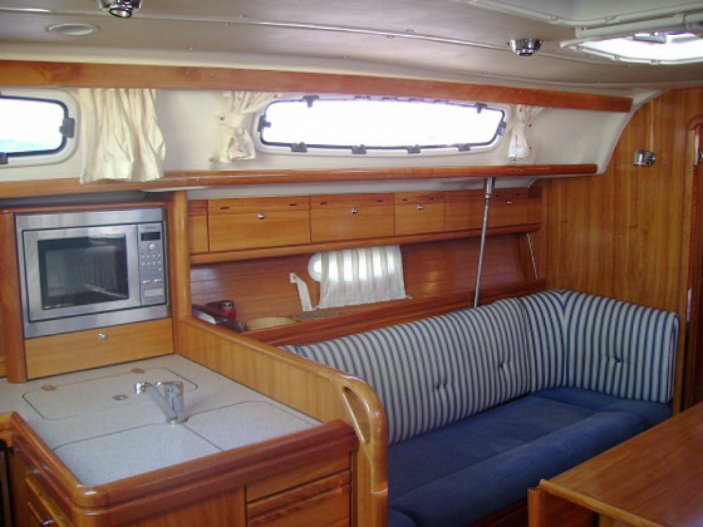 Location bateau Marina Kornati pas cher Cruiser 38