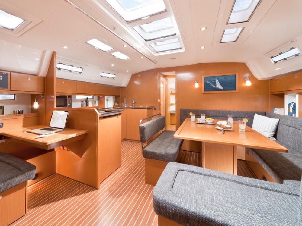 Location Voilier à ACI Marina Split - Bavaria Cruiser 50
