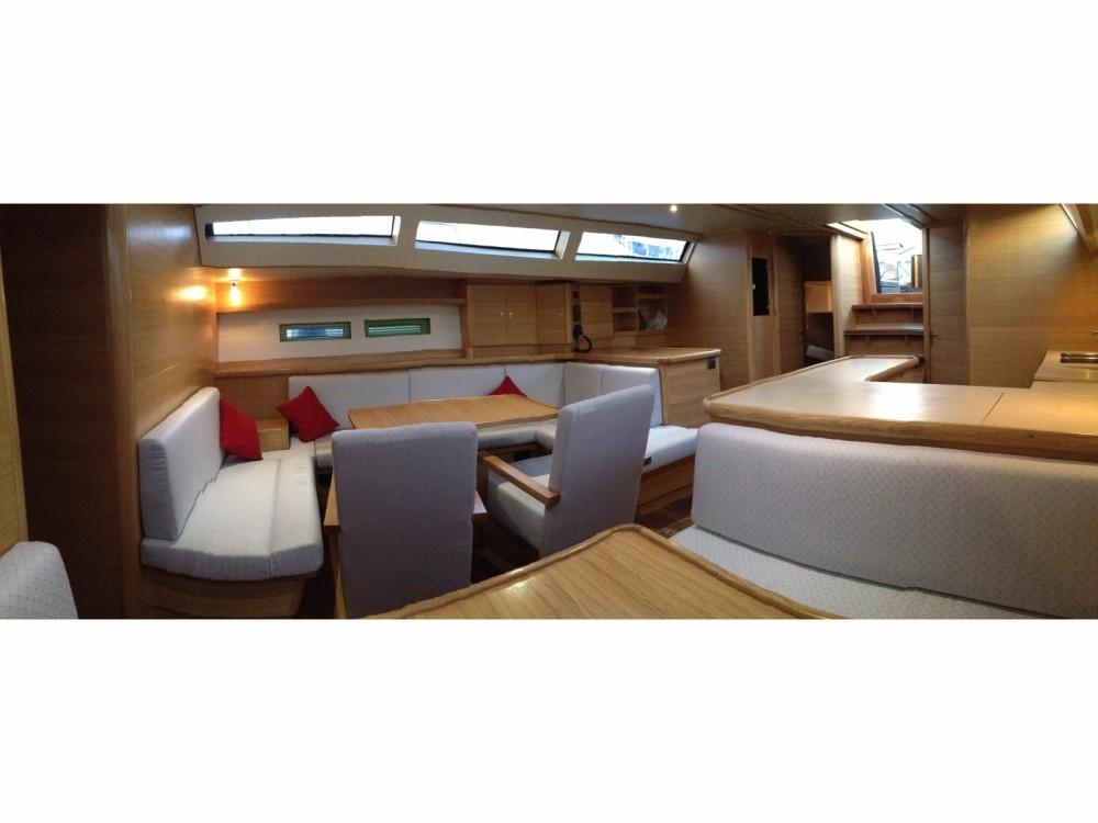 Location yacht à ACI Marina Trogir - D&d D&D Kufner 54.1 sur SamBoat